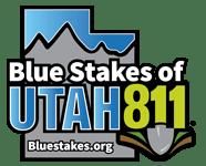 Blue Stakes of Utah 811 Logo